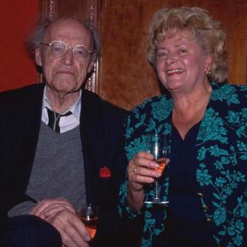 Lord Longford and Cynthia Payne