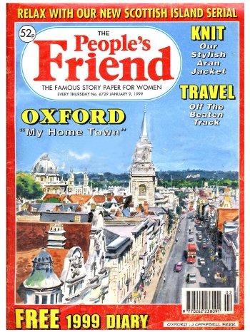 Ian Lloyd's Oxford