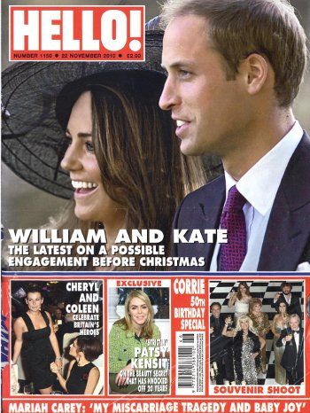 William and Kate's Engagement