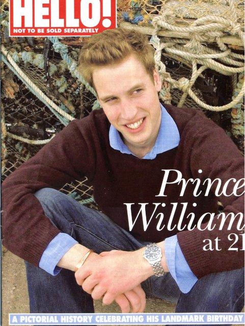 Prince William Supplement