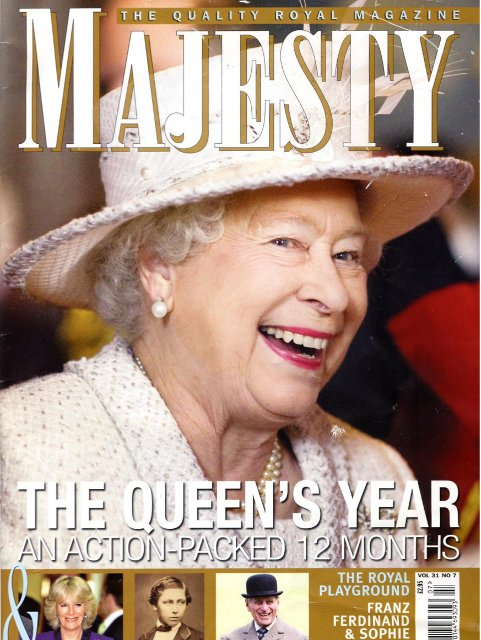 The Queens Year