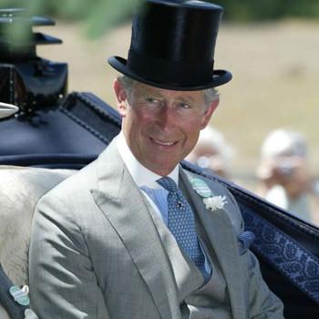 Prince Charles at Ascot