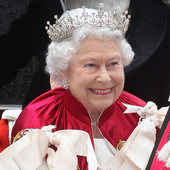 Queen at Bath in 2014