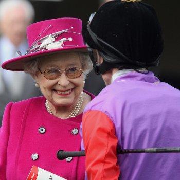 Queen and Jockey