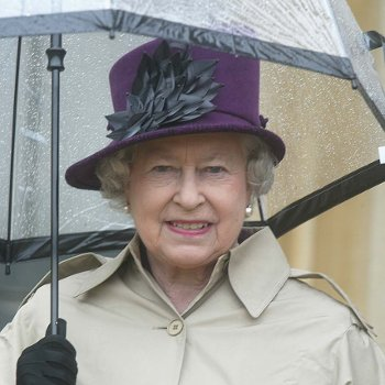 Queen on St George's Day