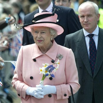 Queen Visiting Oxford