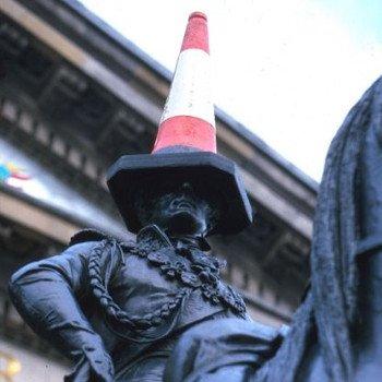 Duke of Wellington, Glasgow