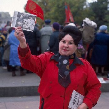 Stalinist demonstration, Moscow