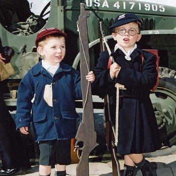 WW2 reenactment, Lancashire