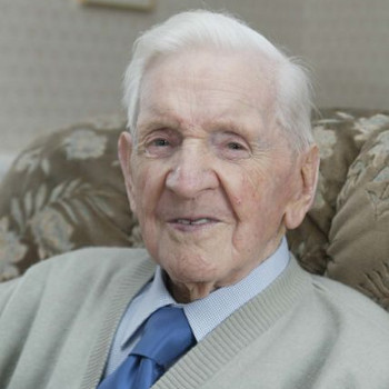 Alfred Anderson aged 108