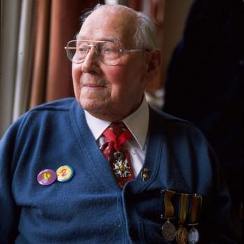 Doug Roberts, born 1898