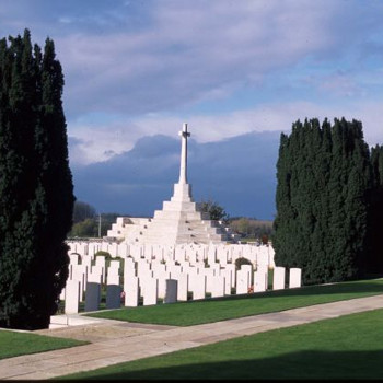 Tyne Cot cemetery, Flanders